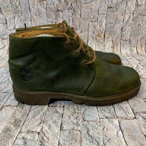 Timberland waterproof chukkak boots